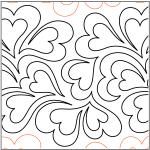 pattern: Whole Lotta Hearts